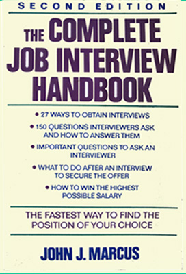 job interview handbook