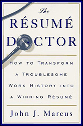 resume doctor book