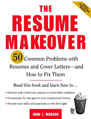 resume makeover book